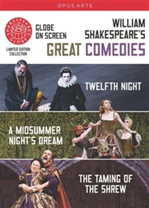 women characters in shakespeares the taming of the shrew and a midsummer nights dream Keeping in step with hollywood's current love affair with shakespeare a loose adaptation of taming of the shrew)  shakespeare's a midsummer night's dream.