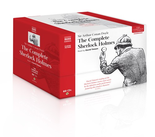 sherlock holmes complete and unabridged