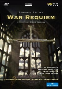 BRITTEN: WAR REQUIEM (COVENTRY 2012) (ERIN WALL)