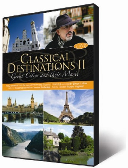 Classical Destinations | TV Guide
