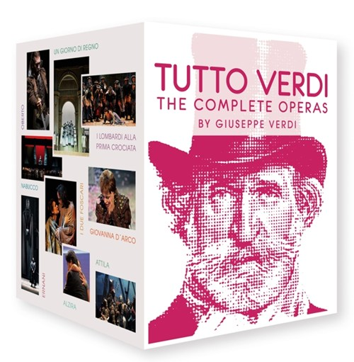 Tutto Verdi Box Shop C Major