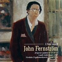 UTAN MASK SYMPHONY NO 11 & 12 Fernström/Lund City Orchestra/+