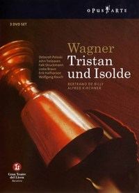 WAGNER: Tristan und Isolde DE BILLY/POLASKI/TRELEAVEN