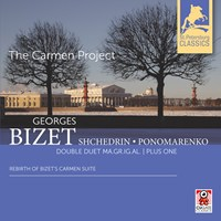 Rebirth of Bizet's Carmen Suit DOUBLE DUET MA.GR.IG.AL. PLUS