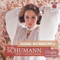 Schumann: Toccata/Kinderszenen Mazmanishvili,Dudana