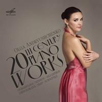 20th Century Piano Works Andryushchenko,Olga