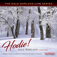 WARLAND: Hodie! Dale Warland Singers/Warland
