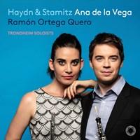 de la Vega: Haydn & Stamitz de la Vega,Ana/Quero/Lotsberg