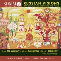 RUSSIAN VISIONS Vukotic/Firsova