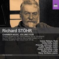 STÖHR: Chamber Music Vol.4 Various