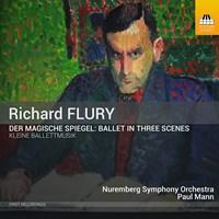FLURY: Ballet Music Mann/Nürnberg SO