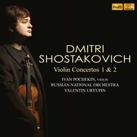Shostakovich: Violin Concertos Pochekin/Uryupin/Russian NO