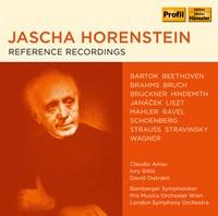 JASCHA HORENSTEIN Horenstein,Jascha/+