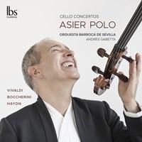 POLO: Cello Concertos Polo,Asier/Orqu. Barroca
