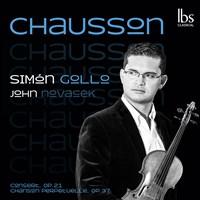 CHAUSSON: Concert op.21 Gollo,Simon/Novacek,John