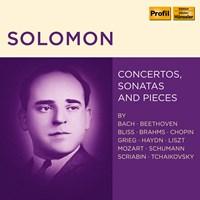 SOLOMON: Concertos,Sonatas Solomon/+