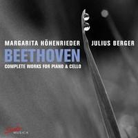 BEETHOVEN: Works for Cello Höhenrieder/Berger
