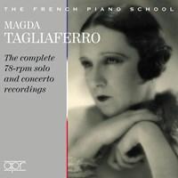 TAGLIAFERRO: 78-rpm Recordings Tagliaferro,Magda