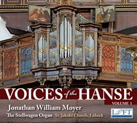VOICES OF THE HANSE Vol.1 Moyer,Jonathan William