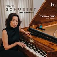 SCHUBERT: Piano Sonatas 16+18 Yano,Yasuyo