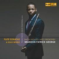 Flute Sonatas & Solo Works George,Brandon Patrick