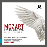 MOZART: Requiem Arman/BR Chor/AAM Berlin