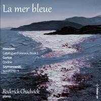 CHADWICK: La mer bleue Chadwick,Roderick