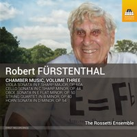 Fürstenthal: Chamber Music Vol.3 Rossetti Ensemble,The