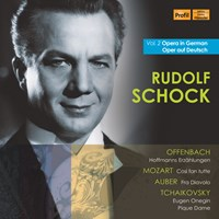 SCHOCK: Opera in German 2 Schock,Rudolf/+