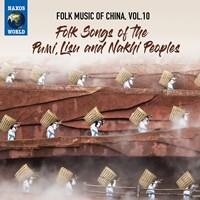 FOLK MUSIC OF CHINA VOL.10 Various