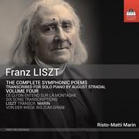 LISZT: Symphonic Poems Vol.4 Marin,Risto-Matti