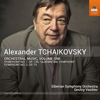 A.Tchaikovsky: Orch. Music Vol.1 Vasiliev/Siberian SO