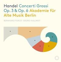 HANDEL: Concerti grossi op.3+6 Akademie für Alte Musik Berlin
