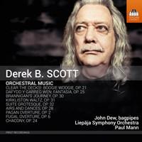 SCOTT: Orchestral Music Dew/Mann/Liepaja SO