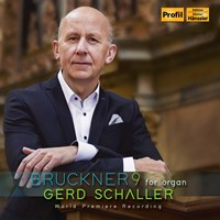BRUCKNER 9 FOR ORGAN Schaller,Gerd