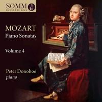 Mozart: Piano Sonatas Vol.4 Donohoe,Peter