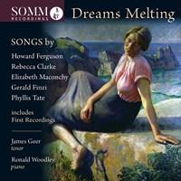 DREAMS MELTING Geer,James/Woodley,Ronald