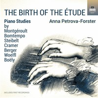 THE BIRTH OF THE ÉTUDE Petrova-Forster,Anna