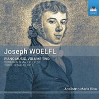 WOELFL: Piano Music Volume 2 Riva,Adalberto Maria