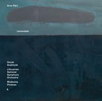 PÄRT: Lamentate (LP) Pitrenas/Grazinyte/Lith. NSO