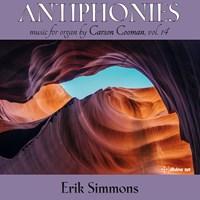 COOMAN: Antiphonies Simmons,Erik