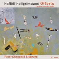 HALLGRIMSSON: Offerto Sheppard Skaerved,Peter