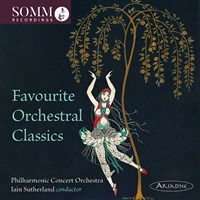 Favourite Orchestral Classics Sutherland/Phil. Concert Orch.