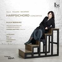 HARPSICHORD CONCERTOS Marquez/Martinez/OS Murcia