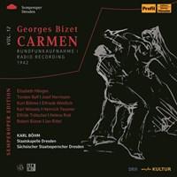 BIZET: Carmen Höngen/Ralf/Böhm/SD