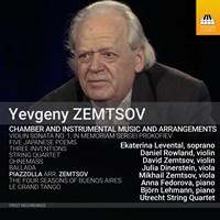 Zemtsov: Instrumental and Chamber Various