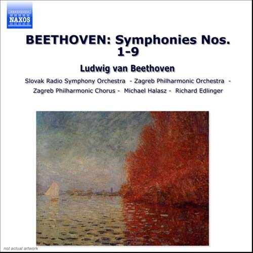 BEETHOVEN: Symphonies Nos  1-9 - NaxosDirect