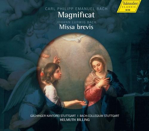 CPE Bach: Magnificat
