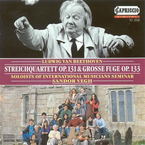 Beethoven, L  Van: String Quartet No  14 / Grosse Fuge (Arr