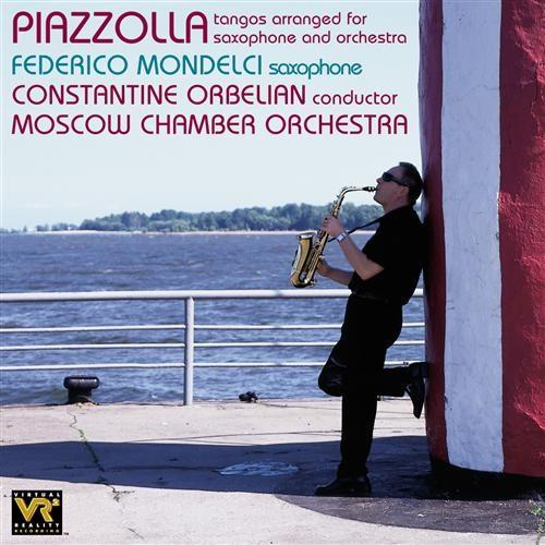 Piazzolla, A : Orchestral Music - Libertango / Adios Nonino